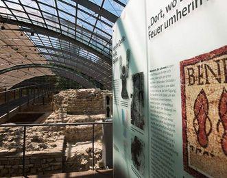 Vestiges des bains romains de Badenweiler
